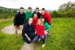 The English Language Camp Ireland Team